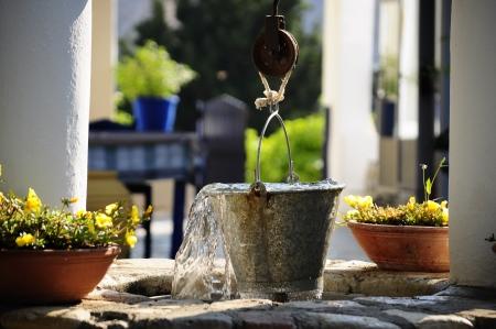 water well: Kardamaina   Water Well