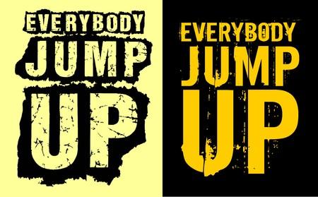 everybody: Everybody jump up
