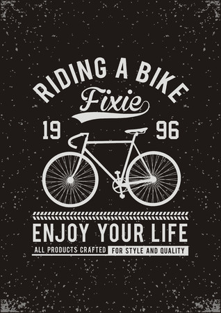 Enjoy Your Life Bike
