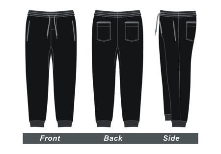 Set Hosen Hosen vorne