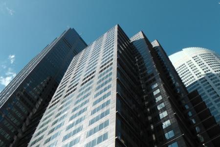 Wolkenkrabbers in Sydney