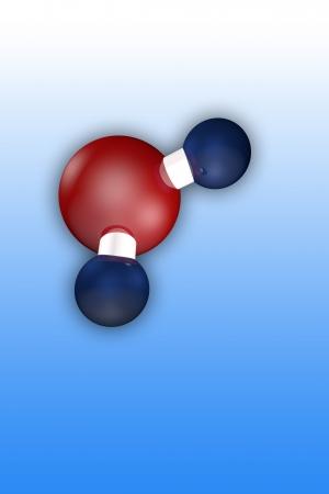 h2o: H2O molecule