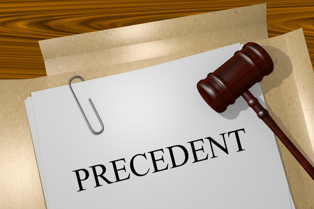 precedence: PRECEDENT Title On Legal Documents