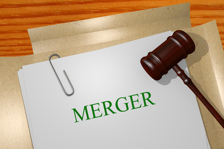 legal documents: Merger Title On Legal Documents