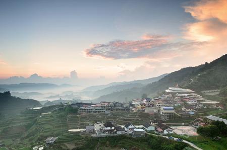 pahang: Brinchang Sunrise