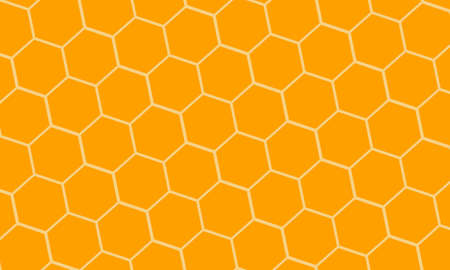 Simple Honeycomb background pattern