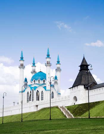 kazan: Kazan Kremlin and moslem Kul Sharif (Kazan, Russia)