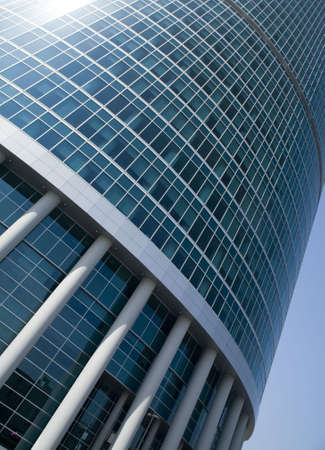 office building as background Stock Photo - 1104160