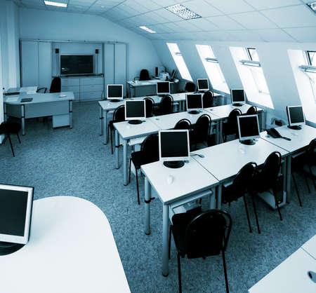 blue computer class