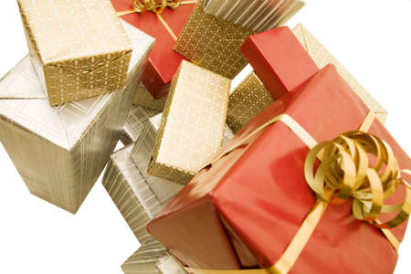 gifts pise close up
