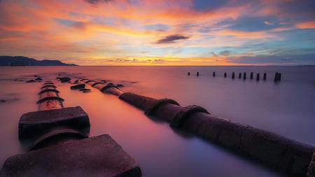 magic hour: Magic Hour of Sunset