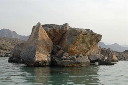musandam: Mountains & Rocks in Oman