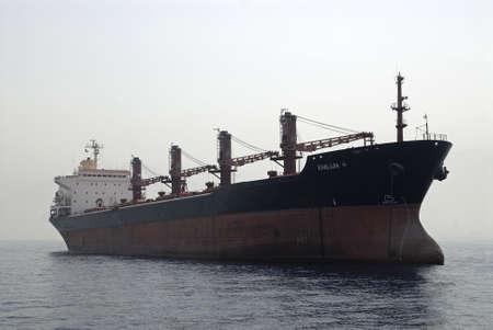 superstructure: Supertanker