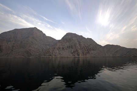 musandam: Musandam Mountains