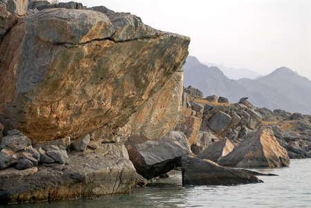musandam: Oman Rockies