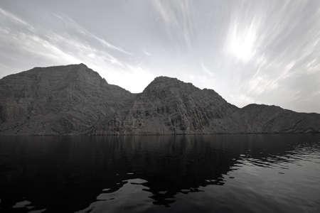 musandam: Musandam Mountains & Ocean