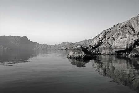 musandam: Yacht Lost In The Wilderness