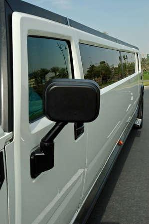 Hummer Limousine Door & Lenght