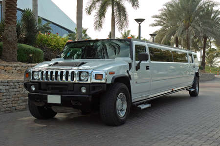 Hummer Limousine Stock Photo - 1463385