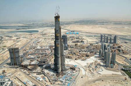 Burj Dubai Development, Tallest Sky Scrapper In The World
