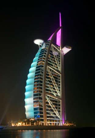 cuisine entertainment: Burj Al Arab, A Luxurious & Swank Seven Star Hotel