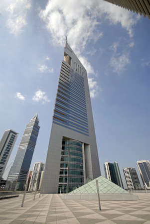 Emirates Towers Is A Landmark Development In Dubai