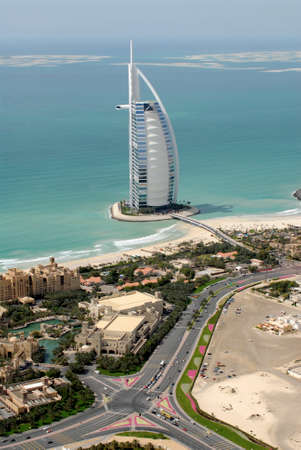 Attractions On The Jumeirah Beach Road In Dubai