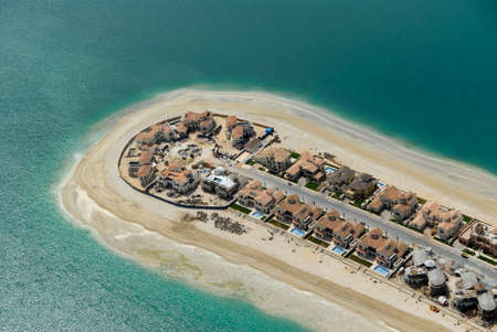 Villas On A Branch Of The Palm Island