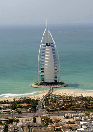 Burj Al Arab & The Beach Road