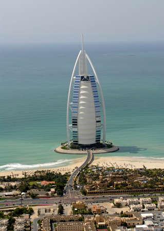 oceanfront: Burj Al Arab & The Beach Road
