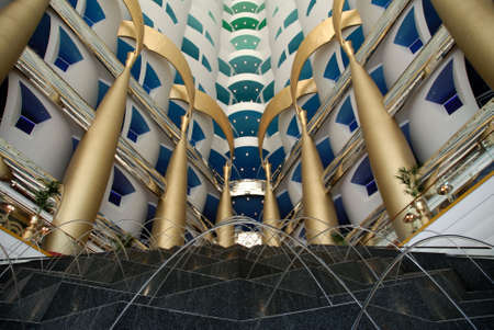 al: Burj Al Arab Lobby