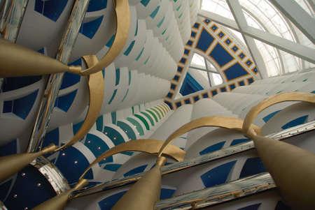 Levels Inside Burj Al Arab