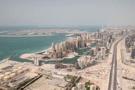 The Palm Island And Waterfront Properties In Dubai