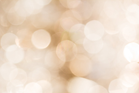 Festive abstract  blurred  beige and pink background Stock Photo