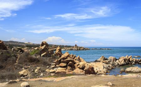 coastline: KeGa coastline