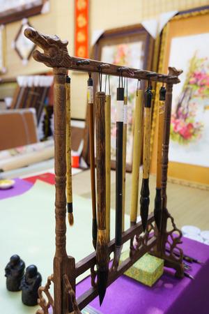 paintbrushes: Paintbrushes