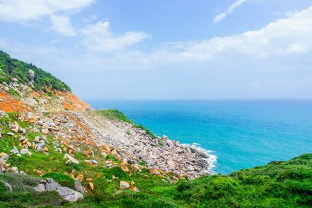coastline: Coastline DaiLanh beach