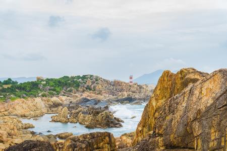 coastline: GanhDen coastline