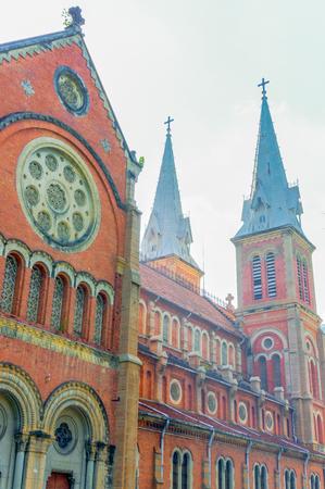 crown spire: Church Stock Photo