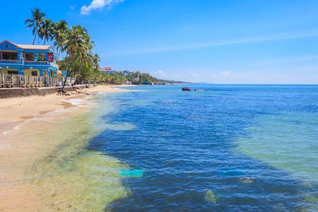 cau: Dinh Cau beach Stock Photo