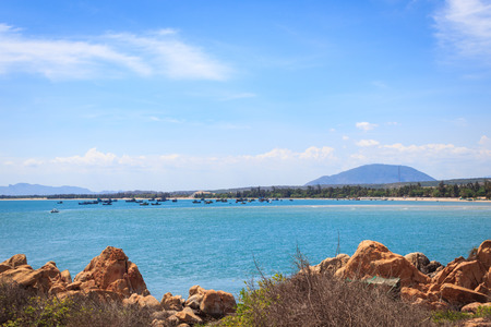 coastline: Coastline Ke Ga beach