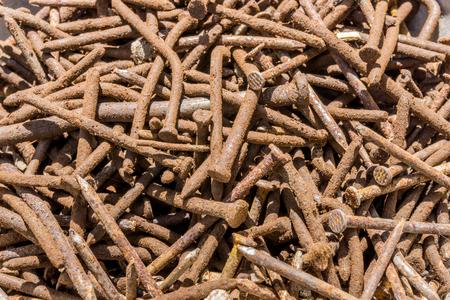 rusty nail: Rusty nail