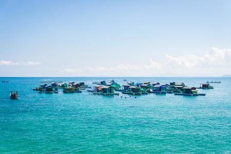 Floating Fisherman Village