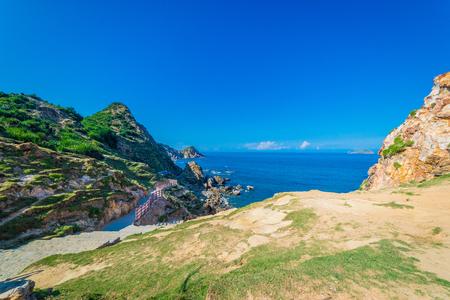 Eo Gio beach in Qui Nhon Vietnam
