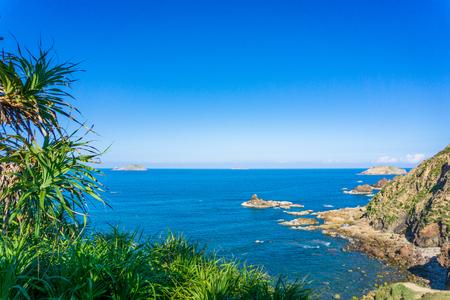 Landscape of Eo Gio sea in Qui Nhon Vietnam