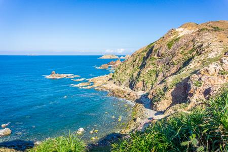 Beauty landscape of Eo Gio sea in Qui Nhon Vietnam