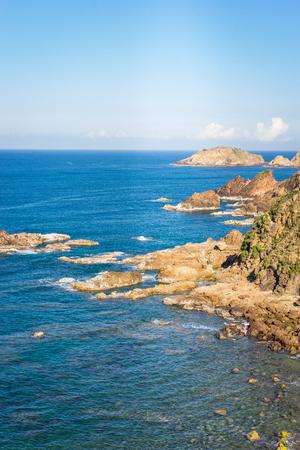 Beauty nature of Eo Gio sea in Qui Nhon Vietnam