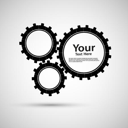 gear Stock Vector - 17472089