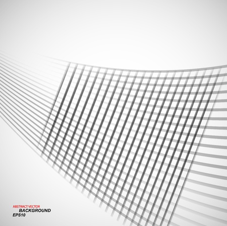 illustration abstract lines Vector