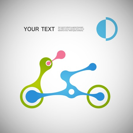 abstract transport Vector